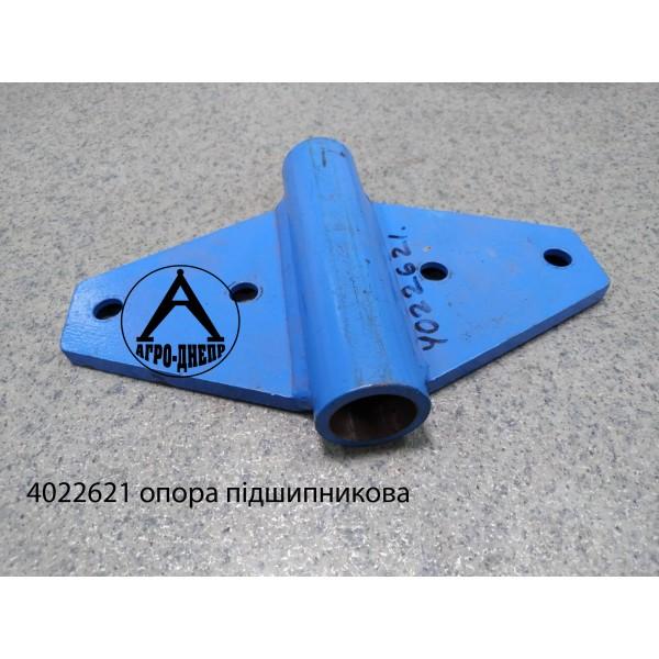 4022621 Опора підшипникова D38x193-4xD16