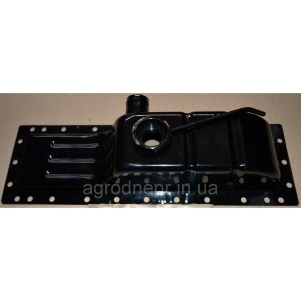 70У-1301055 Бак радіатора верхній метал.