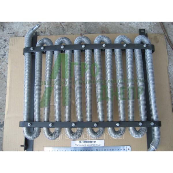 80-1405010-01 Радіатор маслянний (змійка) МТЗ