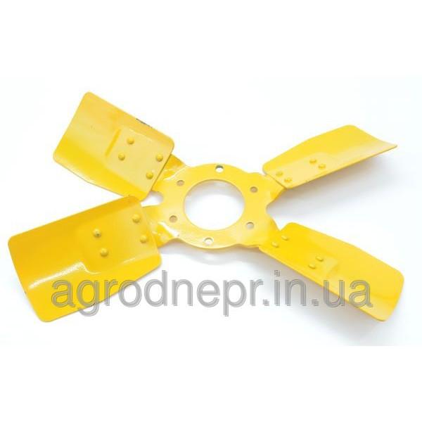 240-1308040 Крильчатка вентилятора металева