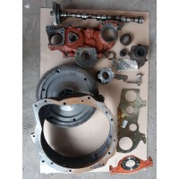 Комплект для встановлення двигуна Д-240,242,243 на трактор ЮМЗ