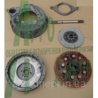 Комплект деталей для установки двигуна СМД на трактор ЮМЗ з корзиною