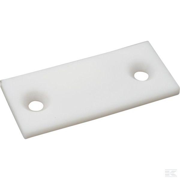 1118977U Пластина пластмассовая 6*50*100