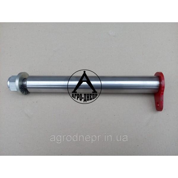 122250 Вісь горизонтальна кардана (в зборі зі 122106 (прокладка) та VJ335 (гайка)) GREGOIRE BESSON