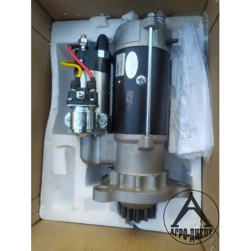 Стартер редукторний 12В 4,2 кВт (СМД-14 - 24) (TM Jubana)