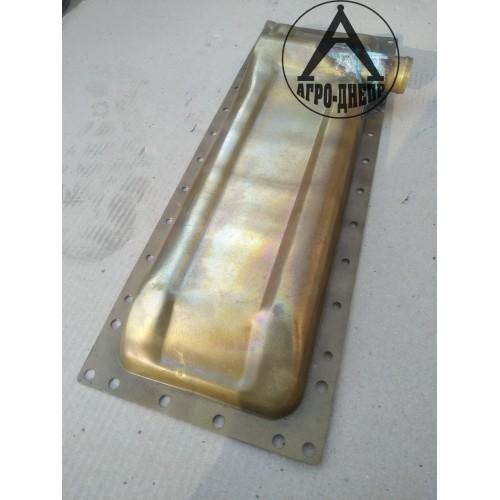 45-1301070-Б Бак радиатора нижний (под двигатель СМД, Д-240)