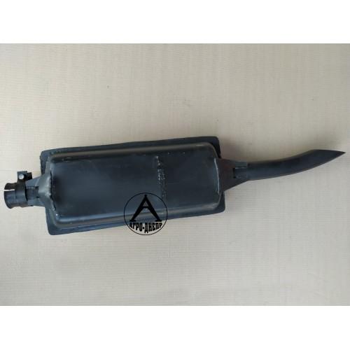 60-1205015-К Глушитель короткий (L=930 мм)