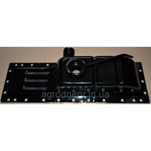 70У-1301055 Бак радіатора верхній (метал)