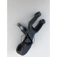 80-4605021-К01 Важіль лівий посилений з пальцем