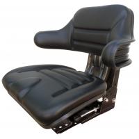Сидіння універсальне з регулюванням ваги водія з підлокітниками