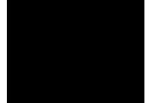 100323306 Спецболт 1199O М12х60 (8,8) без гайки напівпотайний овал  DS6007 чорний Kongskilde